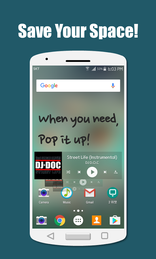 Popup Widget 3- screenshot