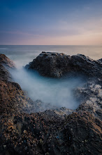 Photo: Mist of Enoshima  Last week I was able to take a trip to Enoshima with fellow photographer +Anthony Wood. This is a perfect place for long exposure shots using an ND (neutral density) filter, and thankfully Anthony let me borrow his. Unfortunately I forgot my shutter release so I could only go for 30 seconds, but for a first try I'm pretty happy. Only problem is, can't figure out if I like the color or monochrome version better. Check out today's post to see both and let me know!  Blog post: http://lestaylorphoto.com/mist-of-enoshima/  #japan #travel