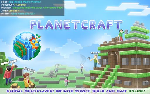 Planet Craft  screenshots 17
