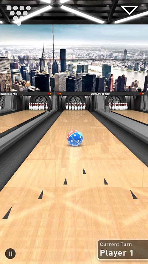 how to play bowling game