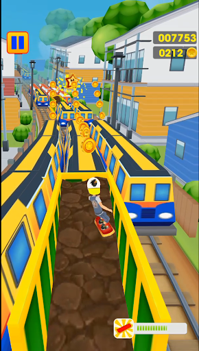 Super Subway Surf: Rush Hours 2018 1.03 screenshots 2