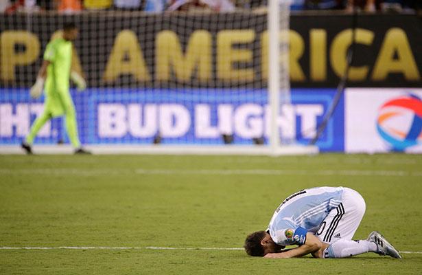 Lionel Messi y el efecto dominó