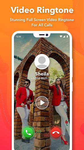 Love Video Ringtone for Incoming Call screenshot 4