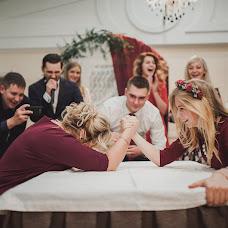 Wedding photographer Oleg Garasimec (GARIKAFTERWORK). Photo of 23.02.2017