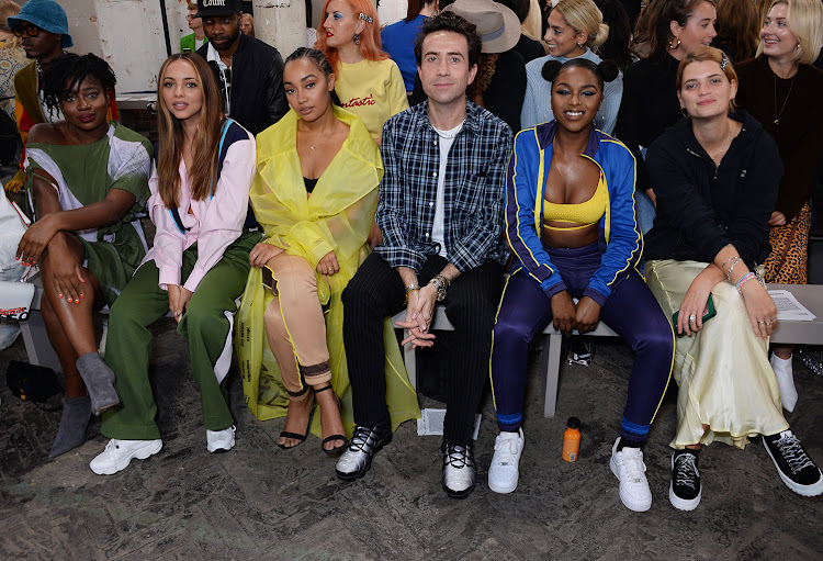 House of Holland, Nick Grimshaw in the middle.