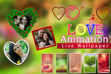 Love Animation Live Wallpaper