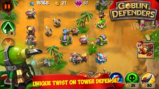 TD: Goblin Defenders - Towers Rush 1.2 screenshots 1