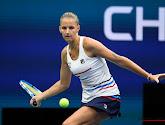 Karolina Pliskova gaat in tweede ronde US Open onderuit tegen Caroline Garcia