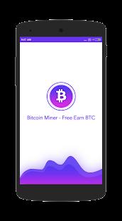 Bitcoin Miner - Free Earn BTC - náhled
