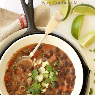 Black Beans With Coconut Milk Recipes.