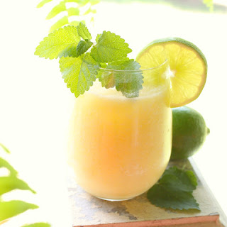Coconut Lime Pineapple Coolers Recipe