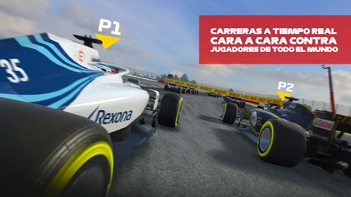 F1 Mobile Racing  trampa 3