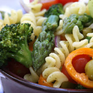 Springtime Pasta Salad.