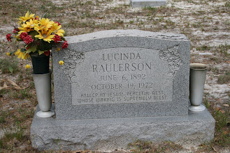 Photo: Lucinda Raulerson / Family Unknown