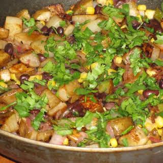 Metabolism Boosting Veggie Skillet.