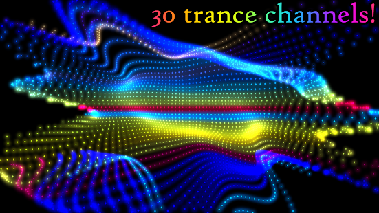 Trance 5D Music Visualizer & Live Wallpaper Screenshot