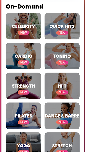 FitOn - Free Fitness Workouts & Personalized Plans 2.3 screenshots 7