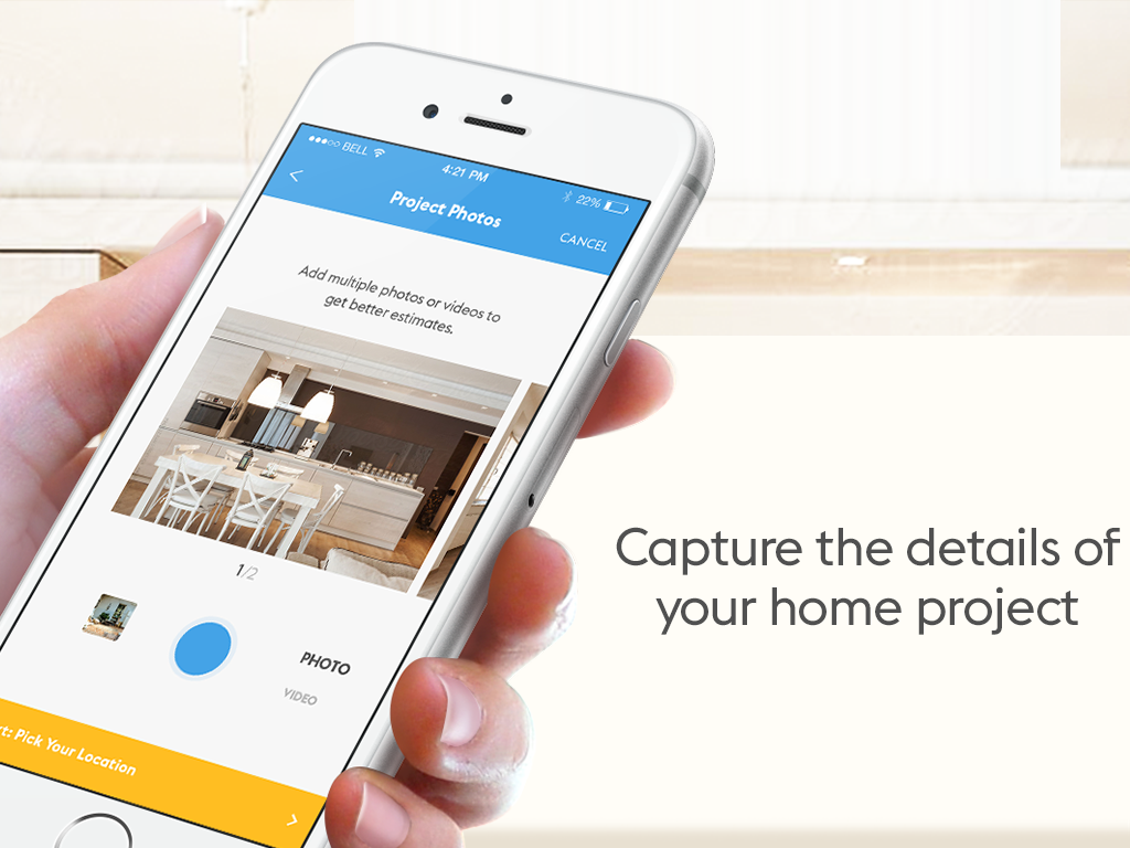 Smith home remodel repair android apps on google play for Apps for home remodeling
