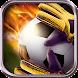 サッカー決勝シュート - Androidアプリ