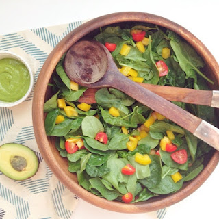 Fresh Summer Salad.