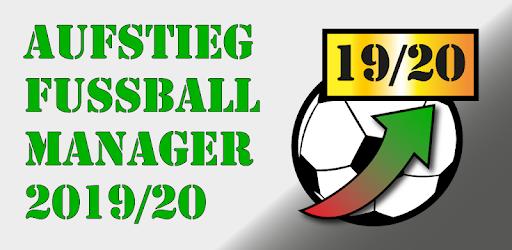Aufstieg Fussball Manager 2019/20 captures d'écran