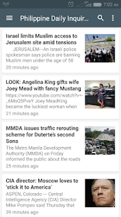 Download Philippine Newspapers For PC Windows and Mac apk screenshot 3