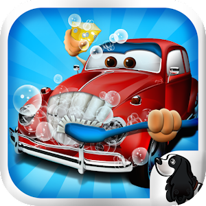 Car Wash Salon Kids Games for PC and MAC