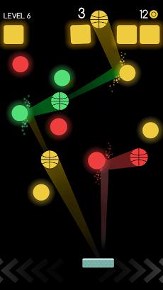 Color Orb - switch balls & match, blast blocksのおすすめ画像4