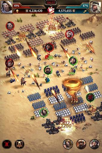u0627u0644u0641u0627u062au062du0648u0646  Conquerors  gameplay | by HackJr.Pw 7