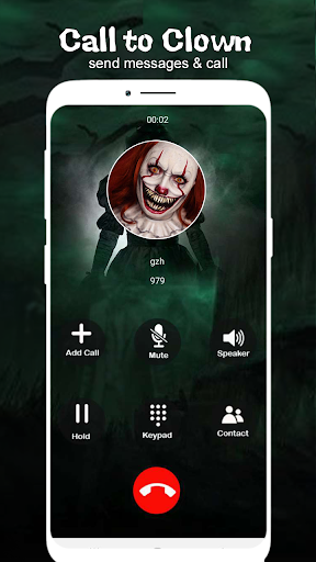 Pennywise's Clown Call & Chat Simulator ClownIT screenshot 4