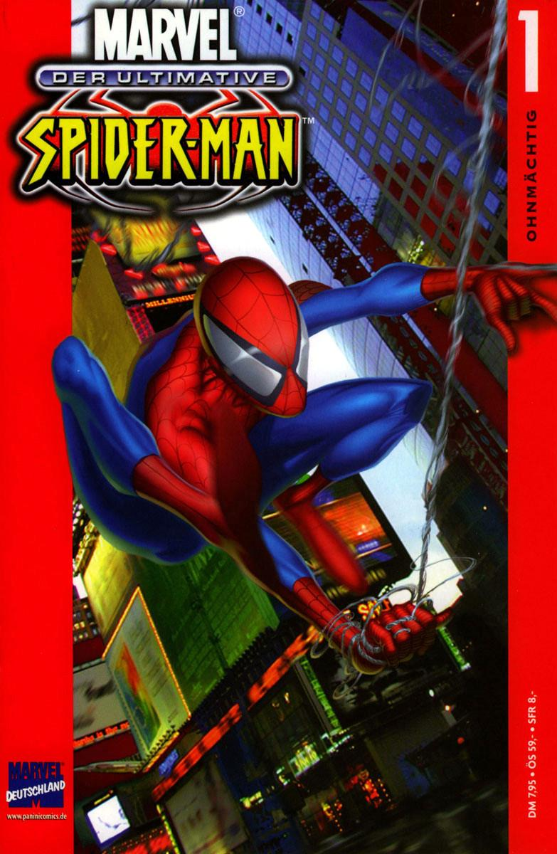 Der ultimative Spider-Man (2001) - komplett