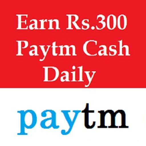 Earn Rs.300 paytm cash daily for PC