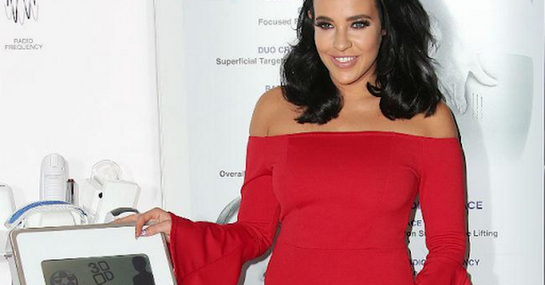 Stephanie Davis credits son for saving her life