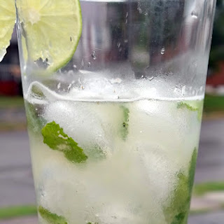 Easy, Skinny, Virgin Mojito with only 30 Calories