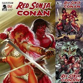 Red Sonja / Conan