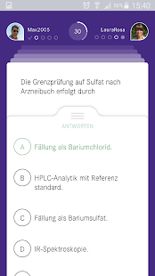Lass mal kreuzen – Pharmazie Screenshot