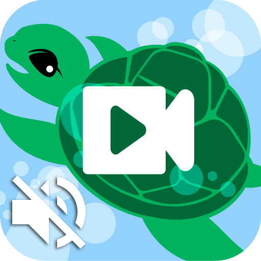 簡単操作でスローモーションを楽しめる-簡単スロー(旧ver) 媒體與影片 App LOGO-APP開箱王