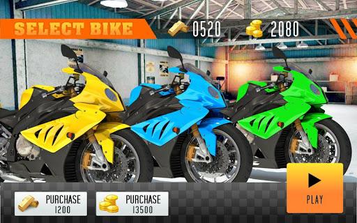 Bike Stunt Mega Tracks: Sky Ramp 1.0 screenshots 12