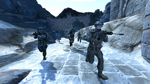 Counter Critical Strike CS: Army Special Force FPS filehippodl screenshot 2