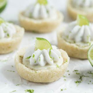 No Bake Mini Key Lime Pie {Gluten Free, Paleo and Vegan}