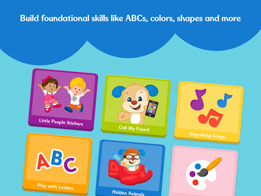 Learn & Play by Fisher-Price: ABCs, Colors, Shapes apktram screenshots 9