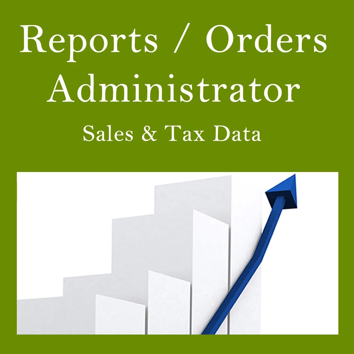 Financial report app
