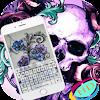 ghost for skull theme keyboard APK