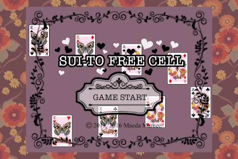 Sui-to Free Cell- screenshot thumbnail