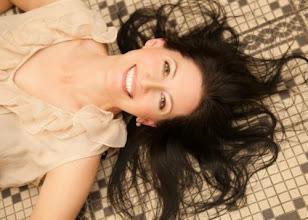Photo: Die Regisseuse Jasmin SOLFAGHARI. Foto: Cathleen H. von Bittenfeld/Beautyshots Berlin