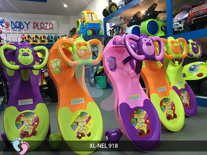 Xe lắc tay trẻ em Broller XL NEL-918 3