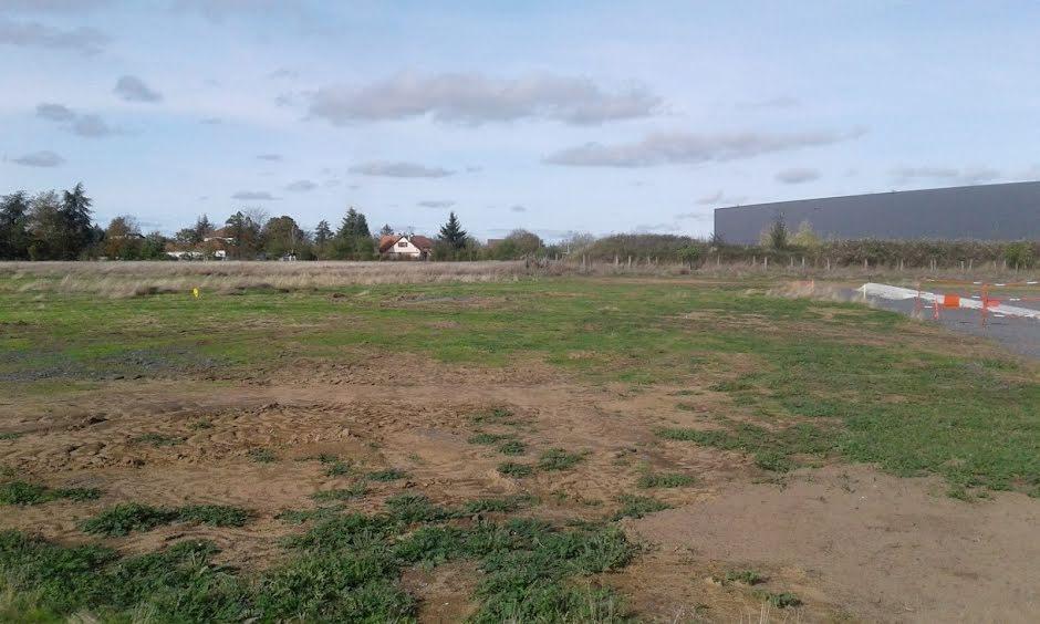 Vente terrain à batir  574 m² à Avermes (03000), 39 032 €