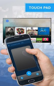 Remote control for TV screenshot 2