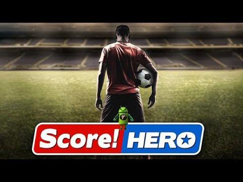 Trucchi Score! Hero Android: Soldi infiniti / Energia illimitata