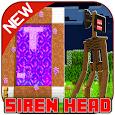Mod Siren Head: Horror Enemy